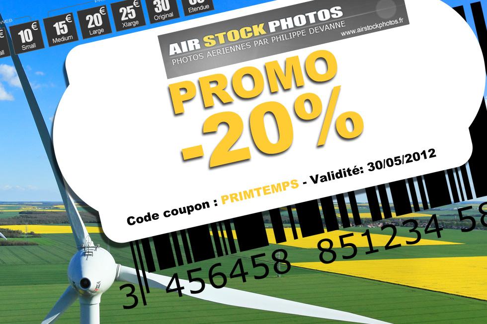 Promo de Printemps - 20%