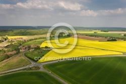 Air stock photos photos a riennes en paramoteur for Longvilliers 78