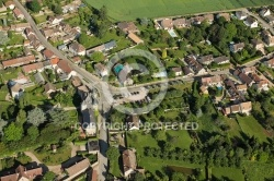 photo aerienne La Celle-Les-Bordes 78